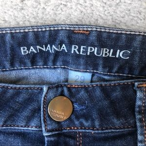 Banana Republic Straight Leg Jeans Size 29